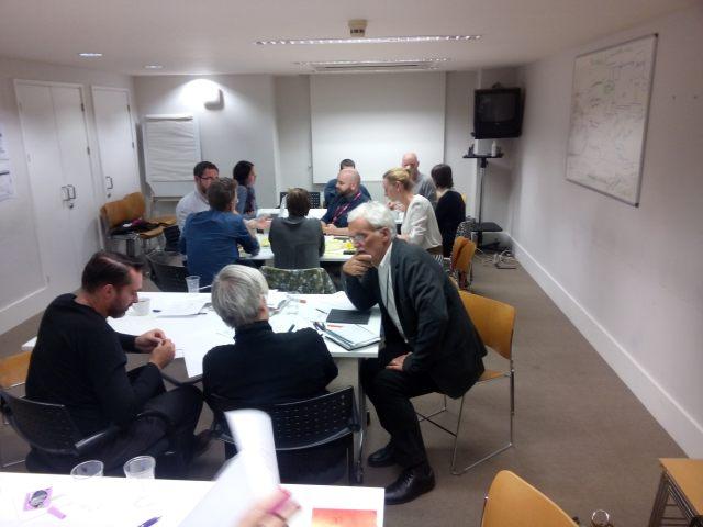Expert Workshop, V&A, 2 June 2014